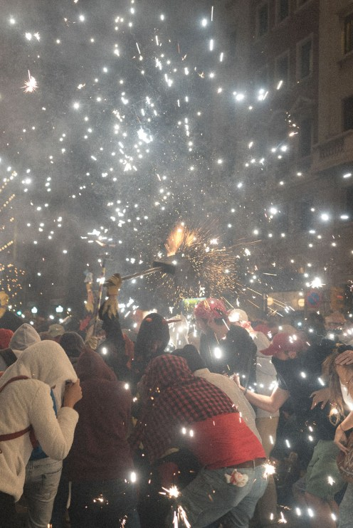 The Incredible La Mercè Festival In Barcelona - What To See, Do And Expect! (15)