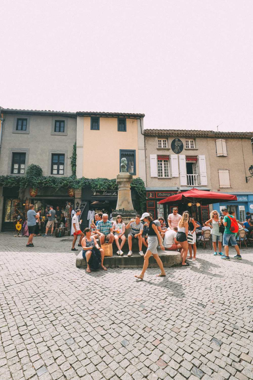 Photos And Postcards From Carcassonne In The South Of France... (7)