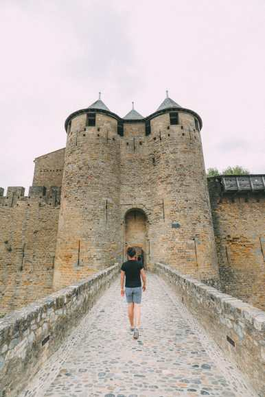Photos And Postcards From Carcassonne In The South Of France... (8)