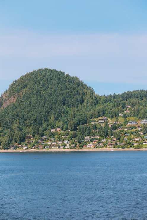 Driving The Sunshine Coast Of British Columbia Canada (3)