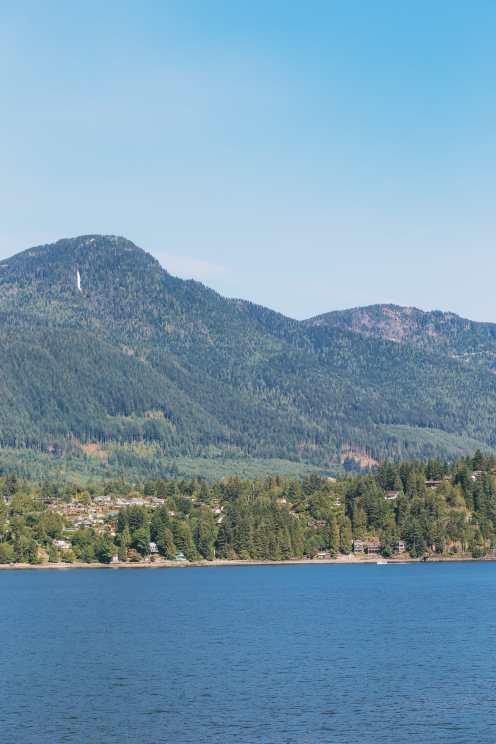 Driving The Sunshine Coast Of British Columbia Canada (4)