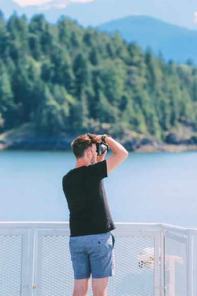 Driving The Sunshine Coast Of British Columbia Canada (5)