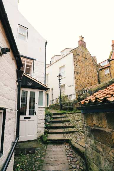 Exploring Ancient England - Robin Hood's Bay And Whitby Abbey (8)