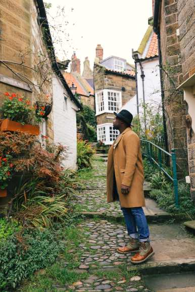 Exploring Ancient England - Robin Hood's Bay And Whitby Abbey (16)