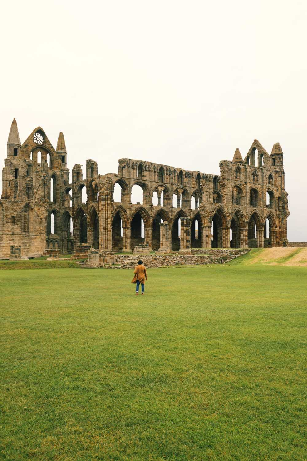 Exploring Ancient England - Robin Hood's Bay And Whitby Abbey (30)