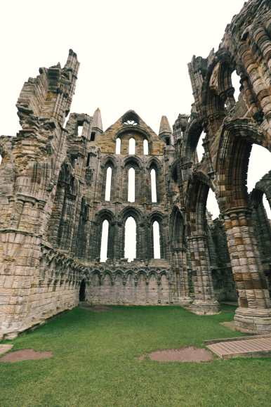 Exploring Ancient England - Robin Hood's Bay And Whitby Abbey (33)
