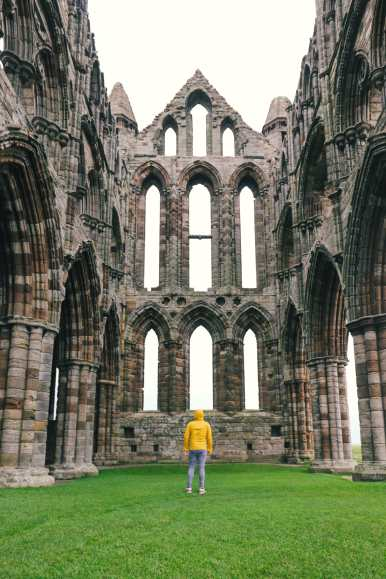 Exploring Ancient England - Robin Hood's Bay And Whitby Abbey (35)
