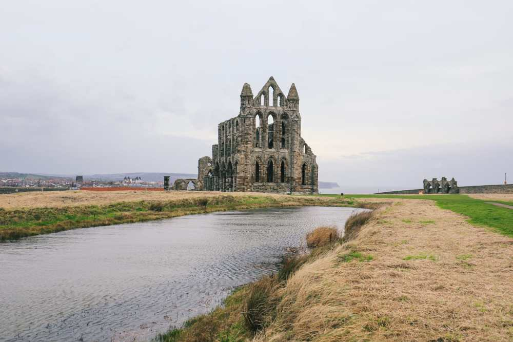 Exploring Ancient England - Robin Hood's Bay And Whitby Abbey (40)