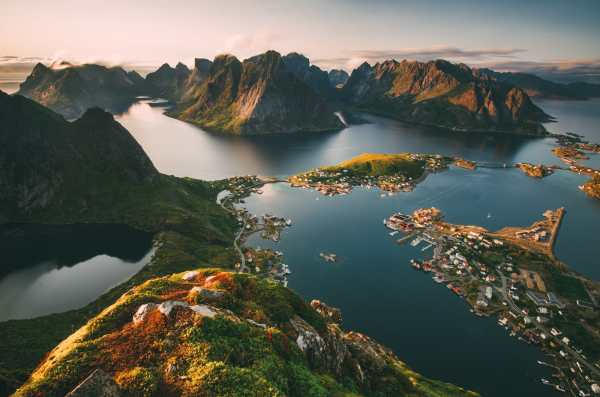 places in norway