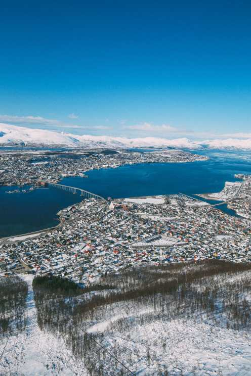 This Is The Best View In Tromso, Norway... (6)