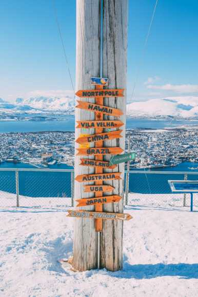 This Is The Best View In Tromso, Norway... (12)