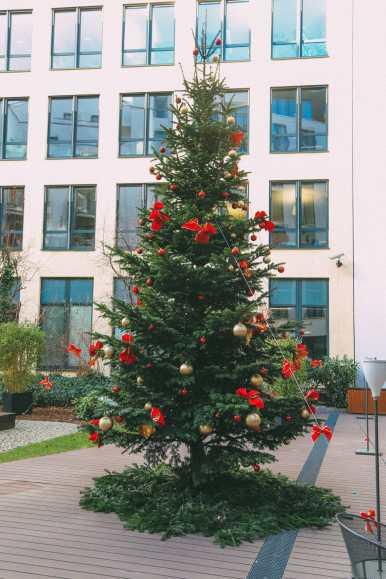 German Christmas Market In Berlin, Germany (2)