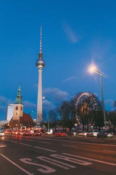 German Christmas Market In Berlin, Germany (37)