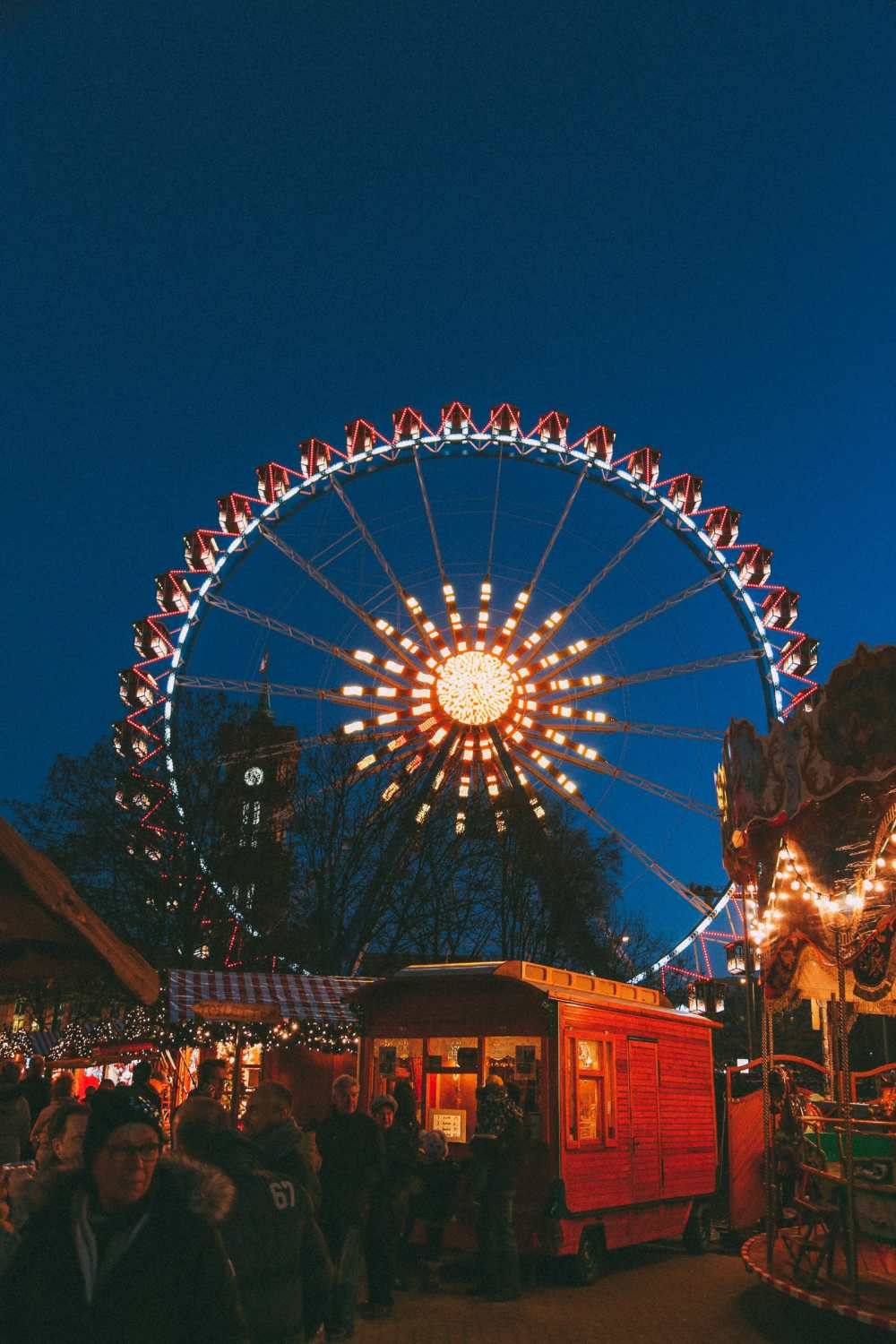 German Christmas Market In Berlin, Germany (39)