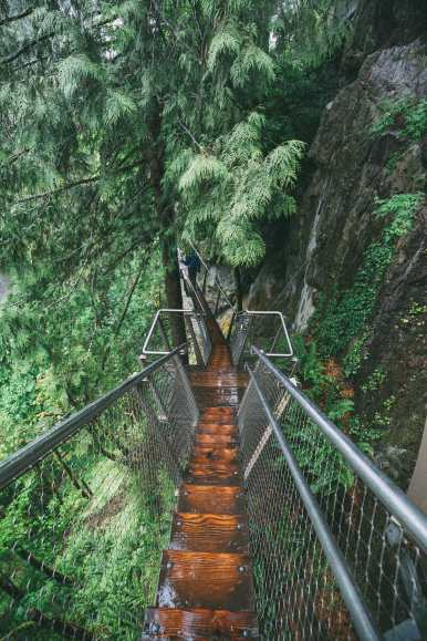 How To Spend A Lazy Day In Vancouver, Canada...(Plus, Exploring The Incredible Capilano Suspension Bridge) (12)