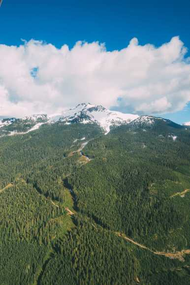 From Vancouver To Whistler - The Most Incredible View In Canada! (52)