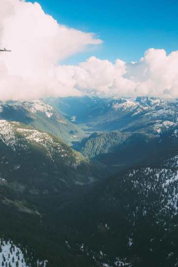 From Vancouver To Whistler - The Most Incredible View In Canada! (64)