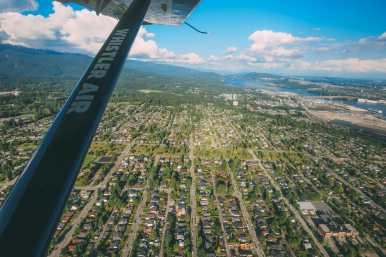From Vancouver To Whistler - The Most Incredible View In Canada! (69)
