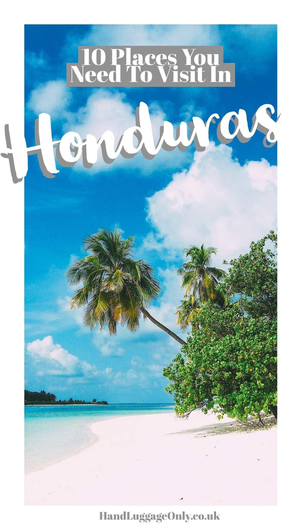 Honduras Things To See