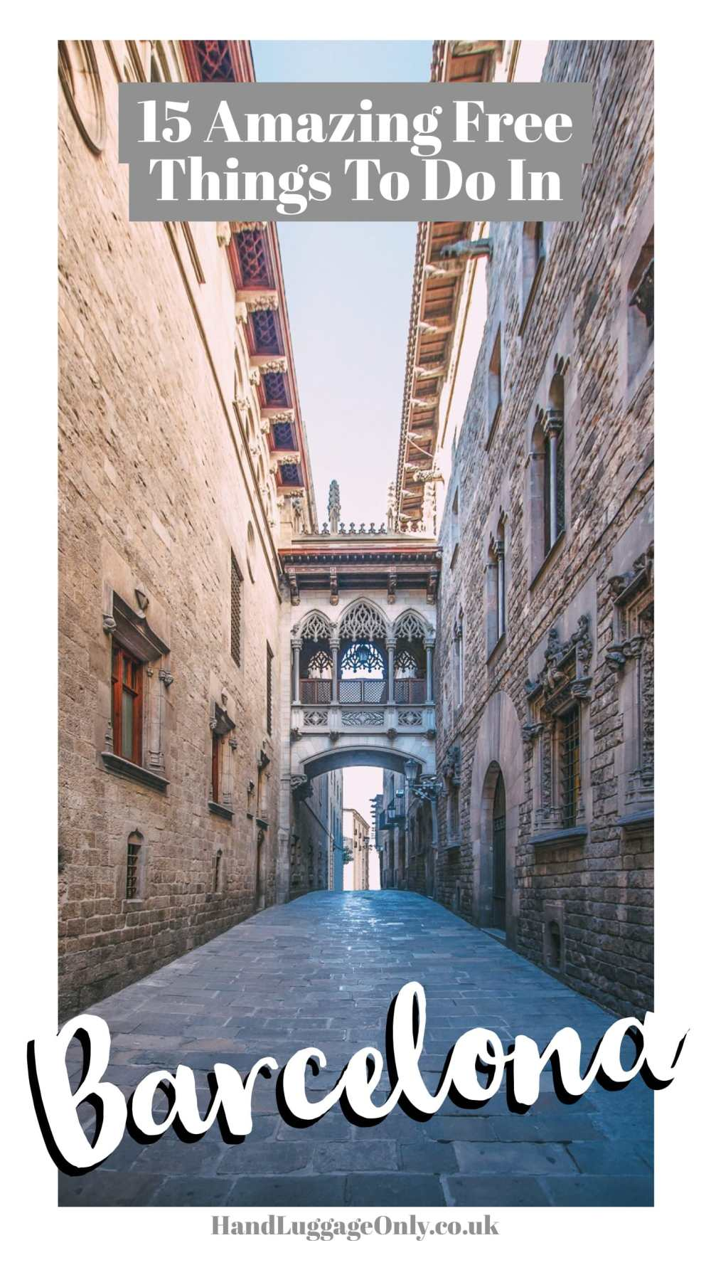15 Amazing Free Things to do in Barcelona (1)