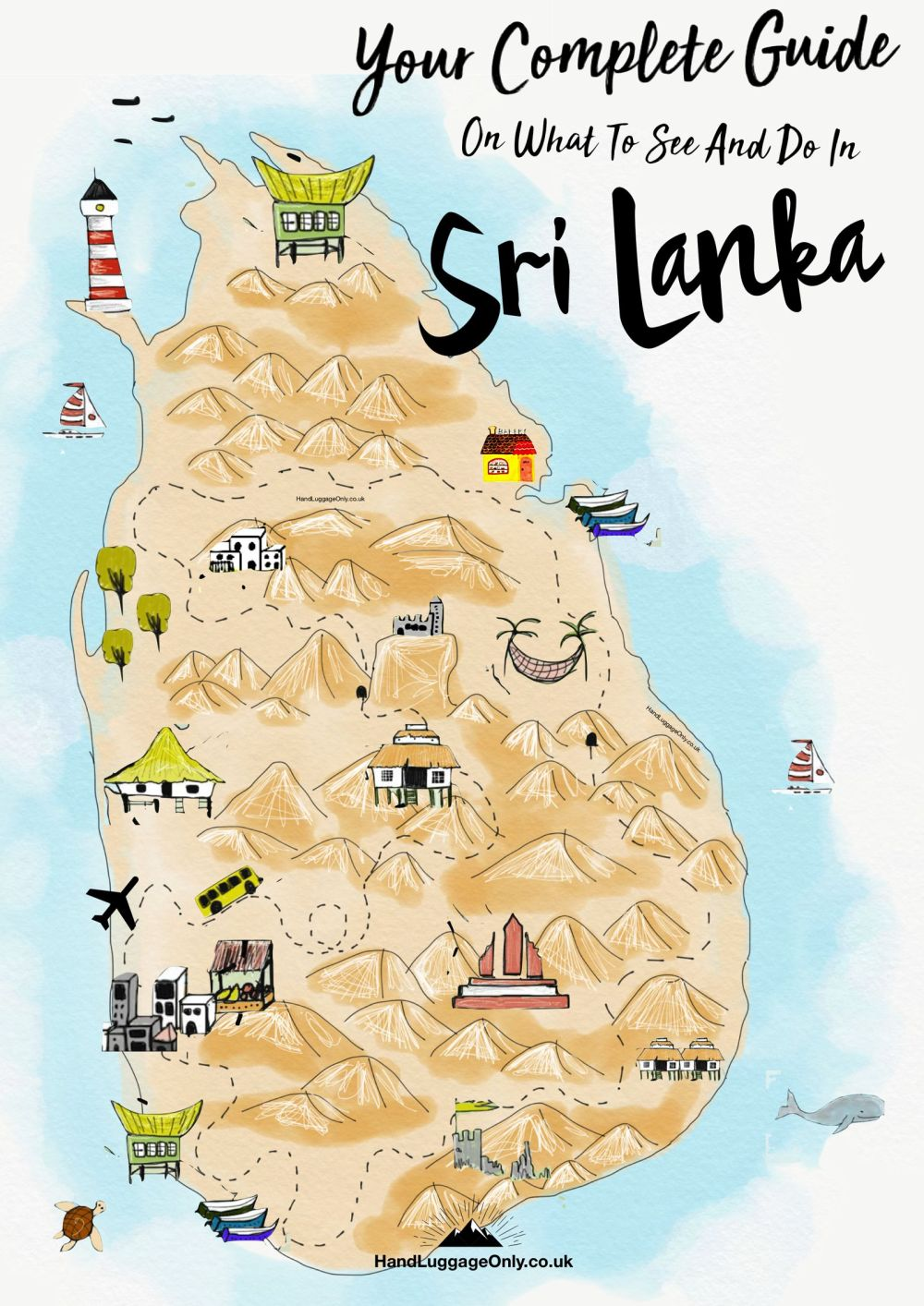 Your Complete Plan Of Things To See And Do In Sri Lanka