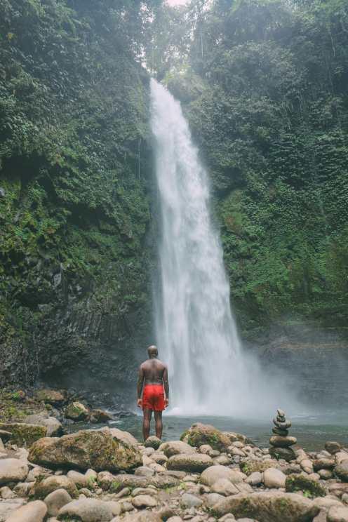 Bali Travel - The Beautiful Nungnung Waterfall And Ulun Danu Bratan Temple (20)