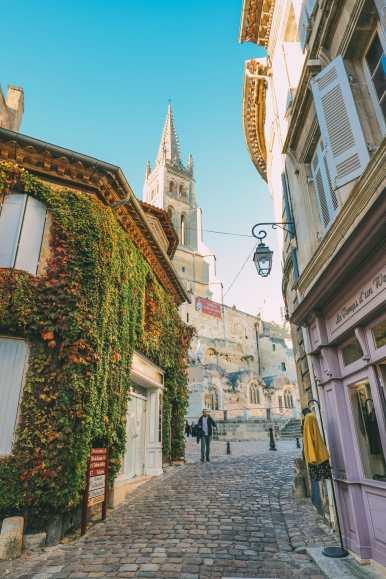 The Beautiful French Village Of Saint-Emilion (22)