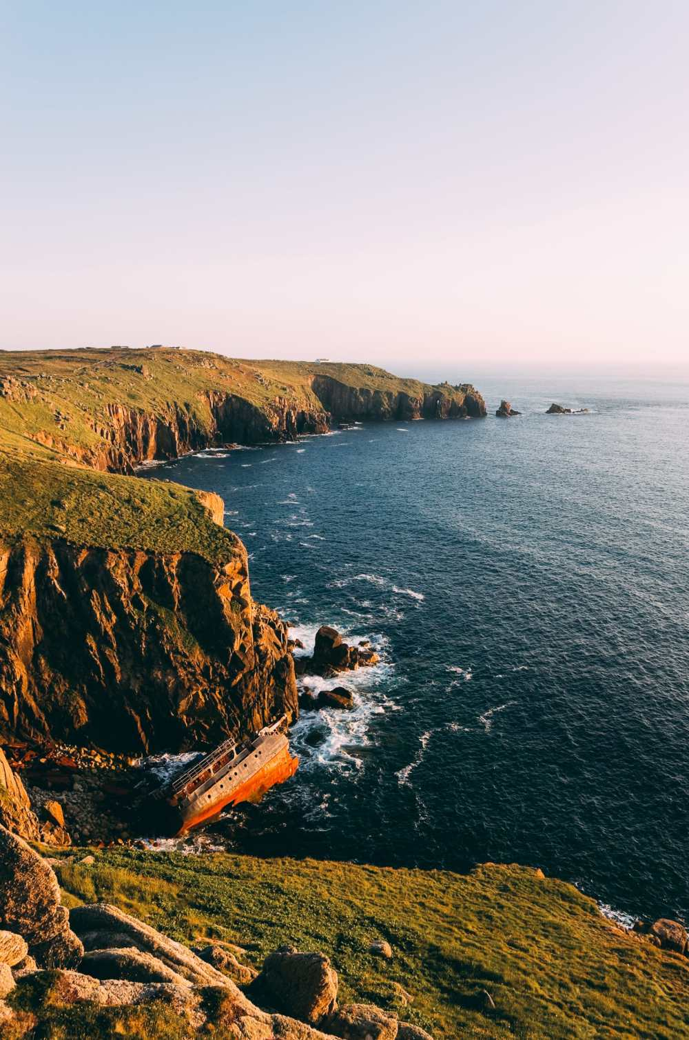 Places To Visit On The The Coast Of Cornwall, England (13)