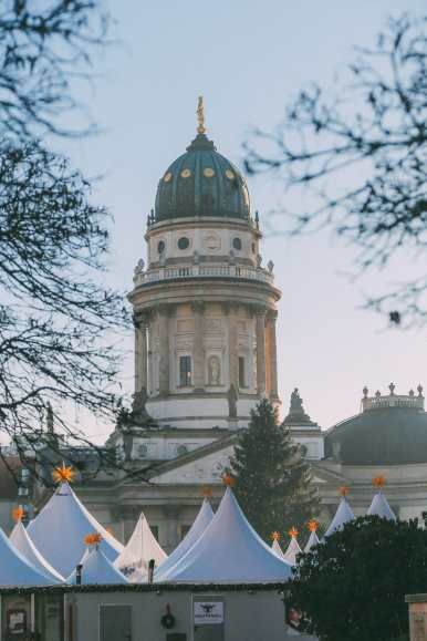 Visiting Charlottenburg Palace and The Berlin Cathedral… In Berlin, Germany (14)
