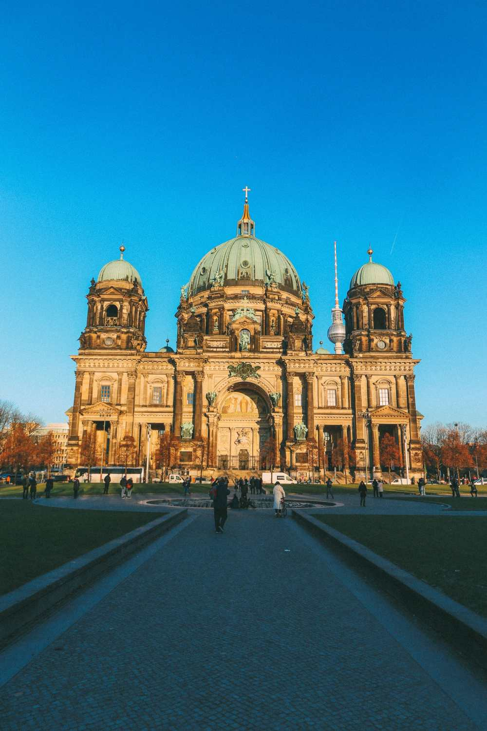 Visiting Charlottenburg Palace and The Berlin Cathedral… In Berlin, Germany (18)