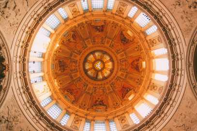 Visiting Charlottenburg Palace and The Berlin Cathedral… In Berlin, Germany (25)