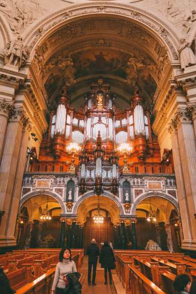 Visiting Charlottenburg Palace and The Berlin Cathedral… In Berlin, Germany (27)