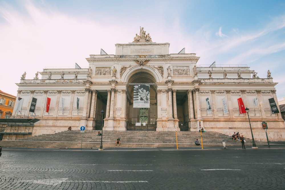 First Night In Rome, Italy (5)