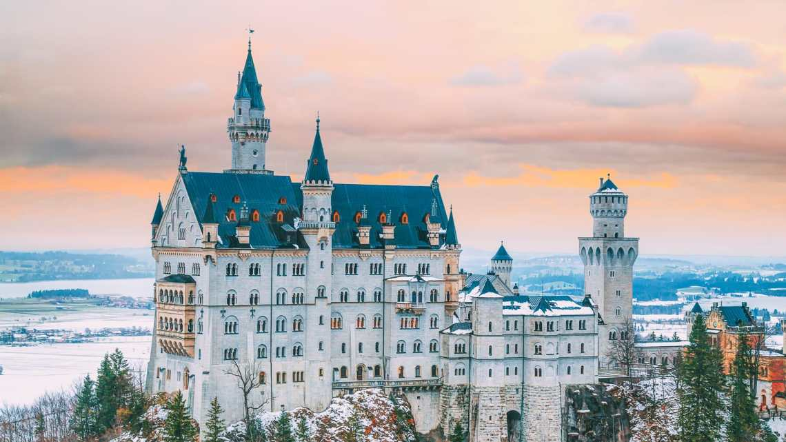 19 Fairytale Castles In Germany You Have To Visit (10)
