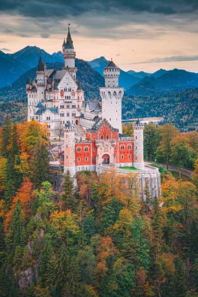19 Fairytale Castles In Germany You Have To Visit (8)