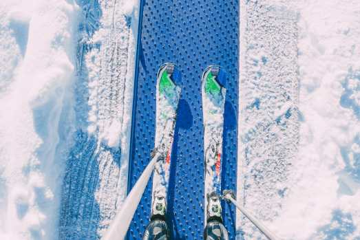 Skiing In Montgenevre, France (3)