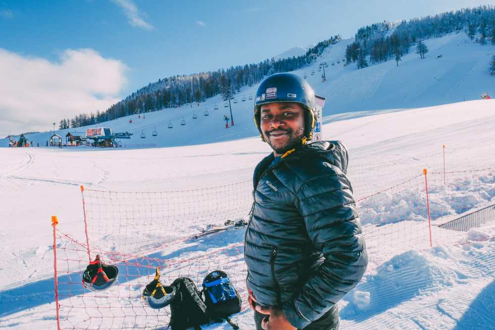 Skiing In Montgenevre, France (7)
