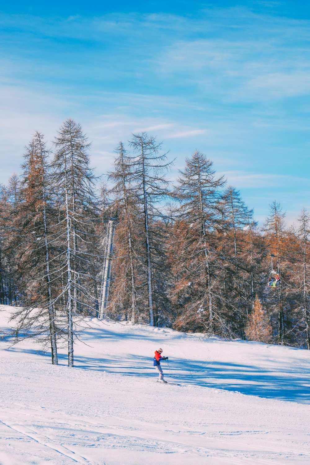 Skiing In Montgenevre, France (11)