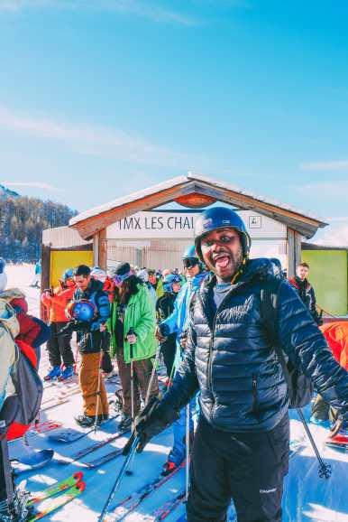 Skiing In Montgenevre, France (15)