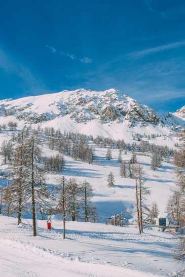 Skiing In Montgenevre, France (36)