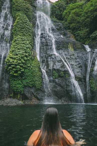 The Amazing Banyumala Twin Waterfalls In The Jungles Of Bali (19)