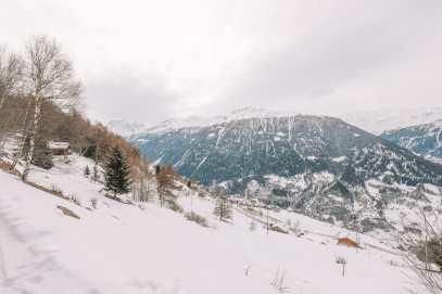 Exploring Swiss Villages In Saint Martin, Valais... (17)