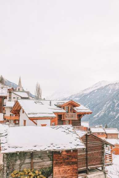 Exploring Swiss Villages In Saint Martin, Valais... (32)