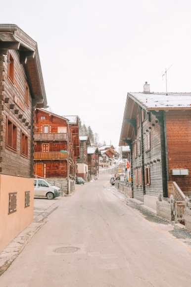 Exploring Swiss Villages In Saint Martin, Valais... (33)