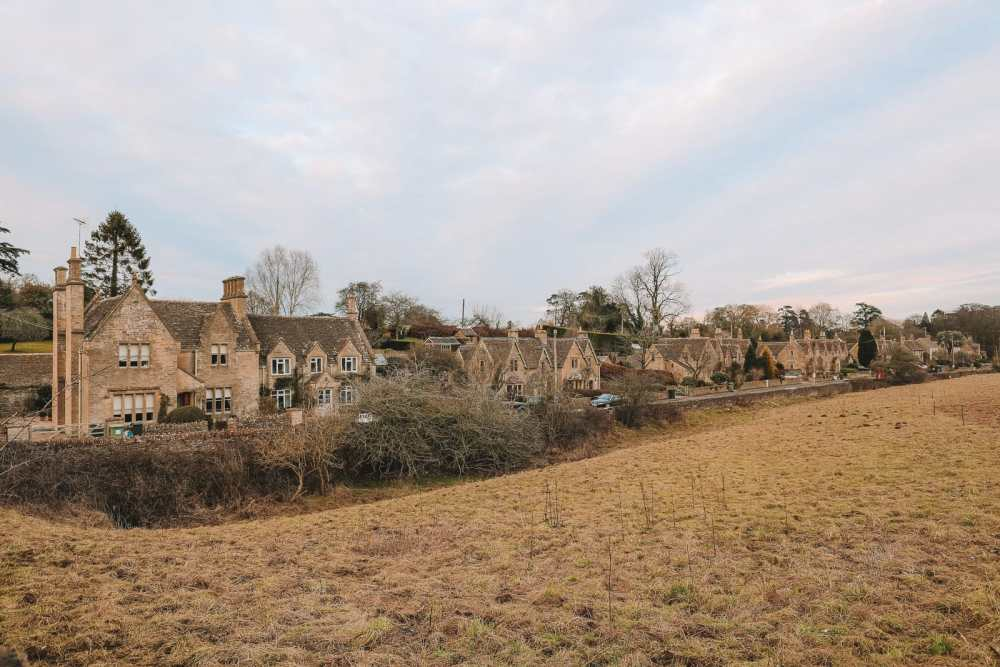 A Trip The Beautiful English Town Of Tetbury In The Cotswolds... (41)