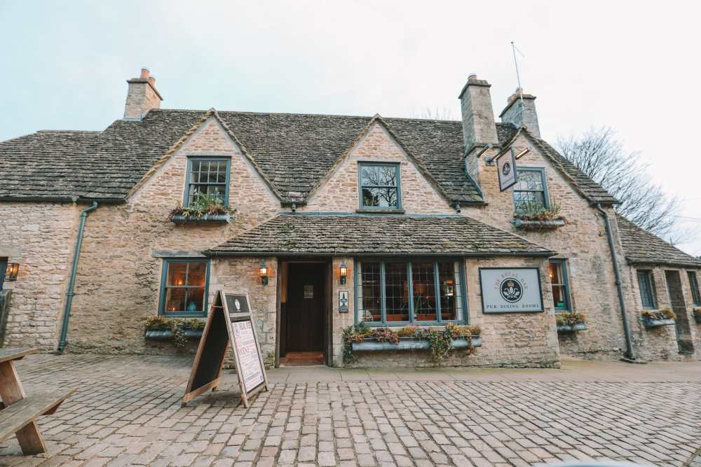 A Trip The Beautiful English Town Of Tetbury In The Cotswolds... (53)