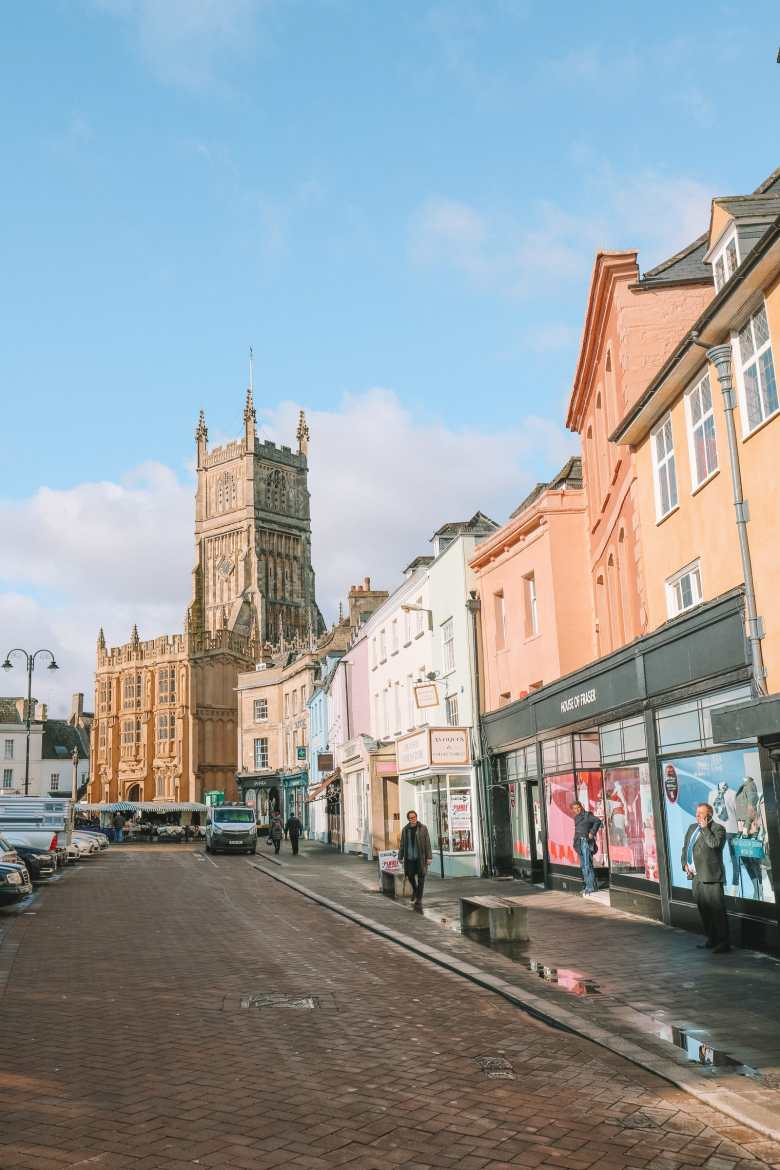 The Beautiful Market Town Of Cirencester, England... (14)