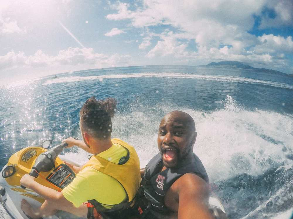 Tropical Adventures In The Island Of St Kitts... (1)