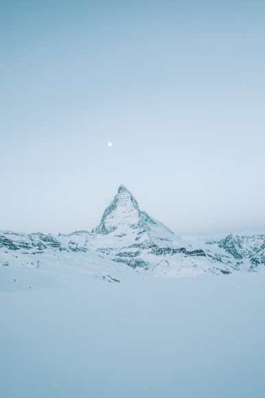 Sleeping In An Igloo Under The Matterhorn... In Zermatt, Switzerland (43)