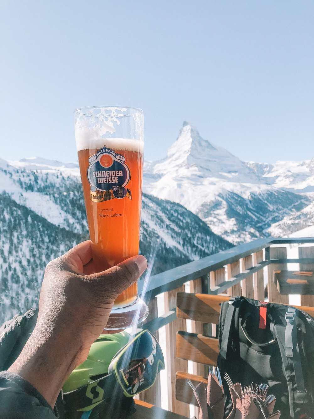 Skiing In Zermatt, Switzerland... (16)